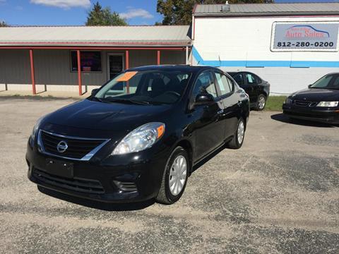 2012 Nissan Versa for sale in Jeffersonville, IN