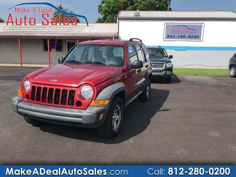 2007 Jeep Liberty for sale in Jeffersonville, IN