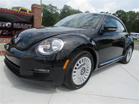 2014 Volkswagen Beetle for sale in Sanford, NC