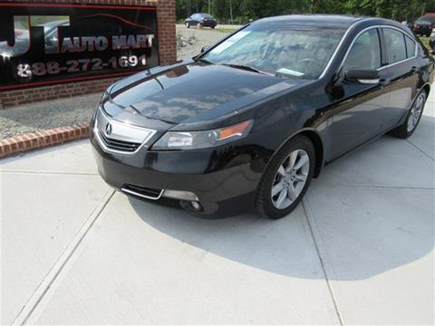 2013 Acura TL for sale in Sanford, NC