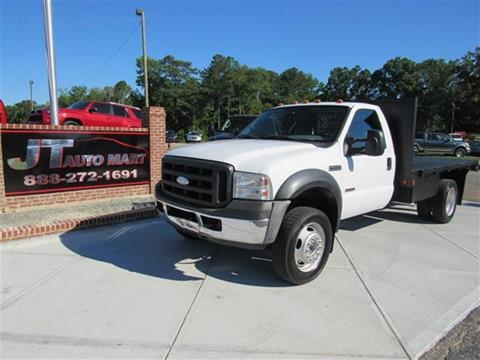 2007 Ford F-450 for sale in Sanford, NC