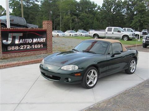2001 Mazda MX-5 Miata for sale in Sanford, NC