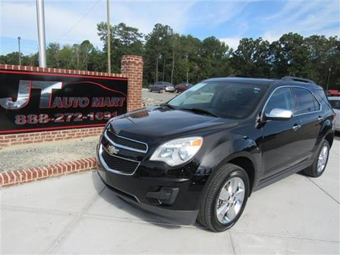 2013 Chevrolet Equinox for sale in Sanford, NC