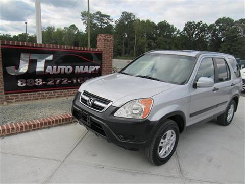 2004 Honda CR-V for sale in Sanford, NC