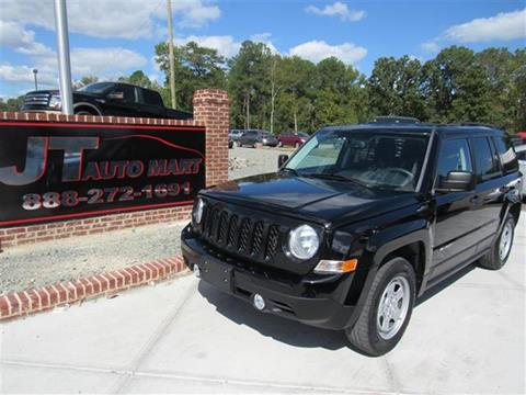 2012 Jeep Patriot for sale in Sanford, NC