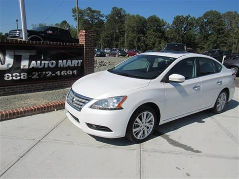 2013 Nissan Sentra for sale in Sanford, NC