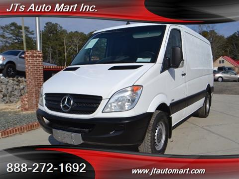 2013 Mercedes-Benz Sprinter Cargo for sale in Sanford, NC