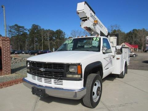 1995 GMC Sierra 3500 for sale in Sanford, NC