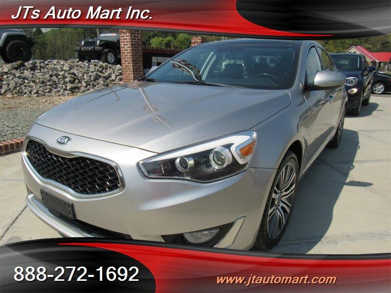 Car Mart Jonesboro Ar: 2014 Kia Cadenza Limited 4dr Sedan In Sanford NC