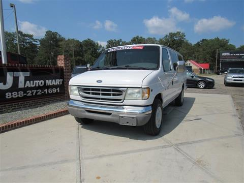 2002 Ford E-Series Wagon for sale in Sanford, NC