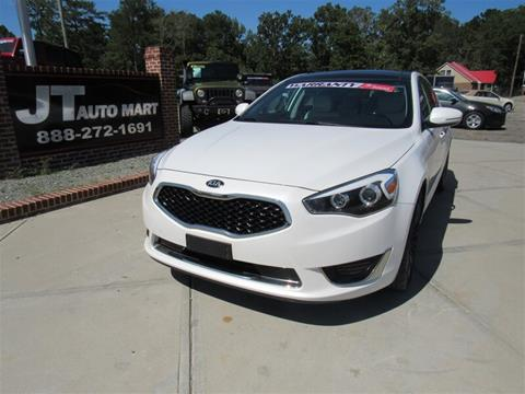 2014 Kia Cadenza for sale in Sanford, NC