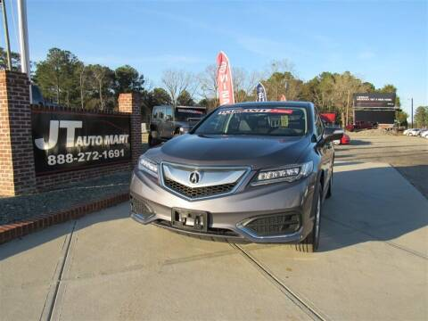 Jt Auto Mart >> Cars For Sale In Sanford Nc J T Auto Group