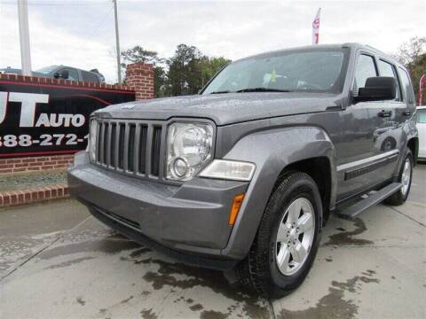 2012 Jeep Liberty for sale at J T Auto Group in Sanford NC