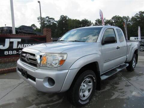 2010 Toyota Tacoma for sale at J T Auto Group in Sanford NC