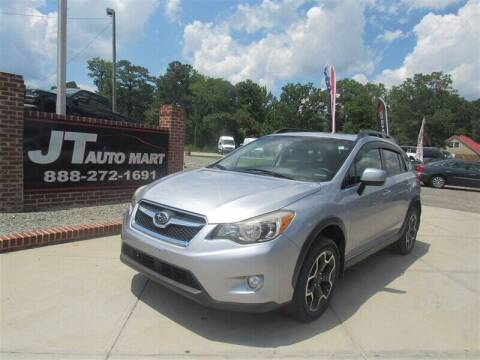 2014 Subaru XV Crosstrek for sale at J T Auto Group in Sanford NC