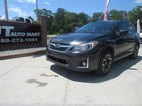 2016 Subaru Crosstrek for sale at J T Auto Group in Sanford NC