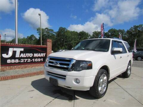2013 Ford Expedition for sale at J T Auto Group in Sanford NC