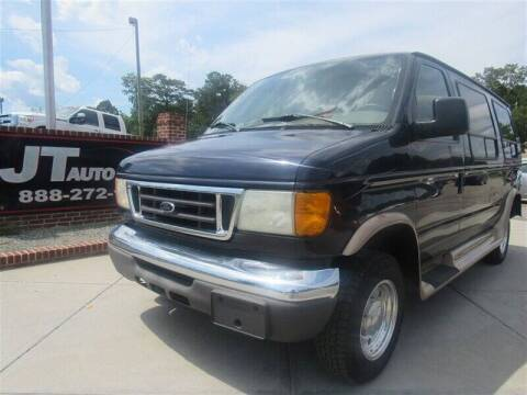2004 Ford E-Series Chassis for sale at J T Auto Group in Sanford NC