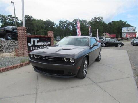 2017 Dodge Challenger for sale at J T Auto Group in Sanford NC