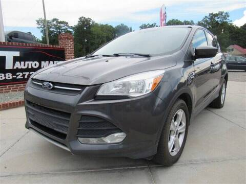 2016 Ford Escape for sale at J T Auto Group in Sanford NC