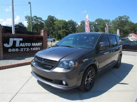 2019 Dodge Grand Caravan for sale at J T Auto Group in Sanford NC