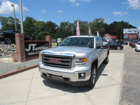 2015 GMC Sierra 1500 for sale at J T Auto Group in Sanford NC