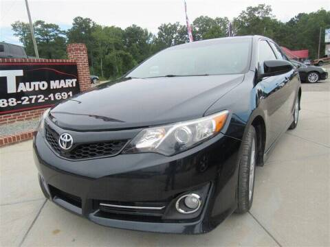 2014 Toyota Camry for sale at J T Auto Group in Sanford NC
