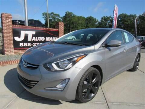 2015 Hyundai Elantra for sale at J T Auto Group in Sanford NC