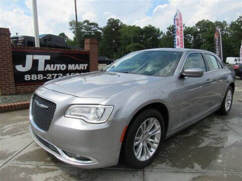 2018 Chrysler 300 for sale at J T Auto Group in Sanford NC