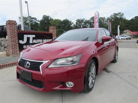 2013 Lexus GS 350 for sale at J T Auto Group in Sanford NC
