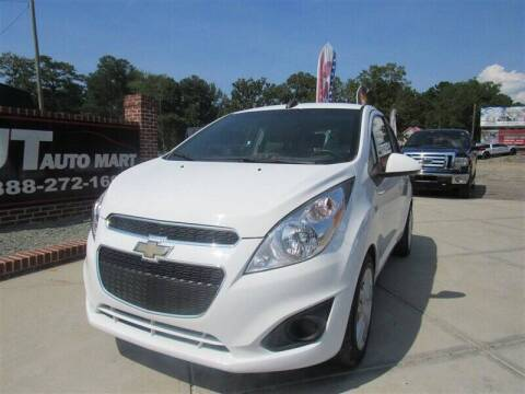 2015 Chevrolet Spark for sale at J T Auto Group in Sanford NC