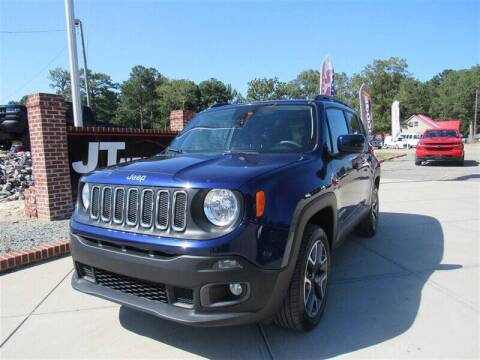 2018 Jeep Renegade for sale at J T Auto Group in Sanford NC
