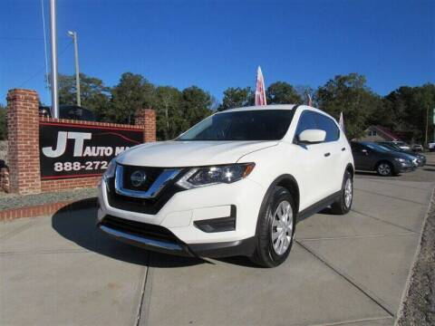 2019 Nissan Rogue for sale at J T Auto Group in Sanford NC