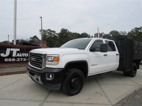 2015 GMC Sierra 3500HD for sale at J T Auto Group in Sanford NC