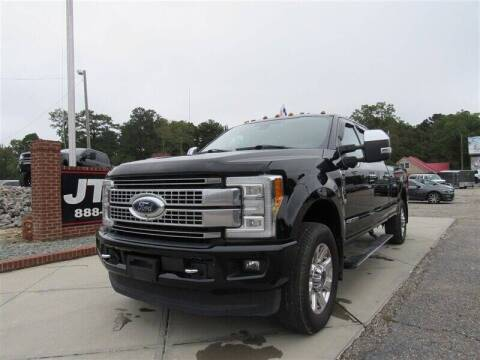 2017 Ford F-350 Super Duty for sale at J T Auto Group in Sanford NC