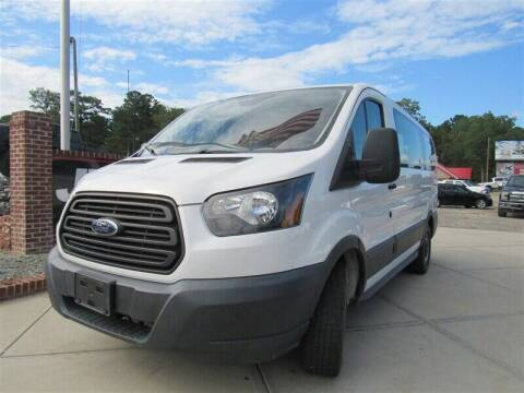 2016 Ford Transit Passenger for sale at J T Auto Group in Sanford NC