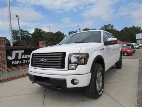 2011 Ford F-150 for sale at J T Auto Group in Sanford NC