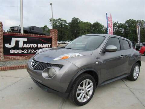 2011 Nissan JUKE for sale at J T Auto Group in Sanford NC