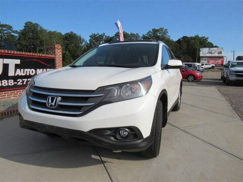 2012 Honda CR-V for sale at J T Auto Group in Sanford NC