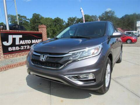 2016 Honda CR-V for sale at J T Auto Group in Sanford NC