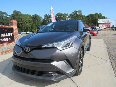 2018 Toyota C-HR for sale at J T Auto Group in Sanford NC