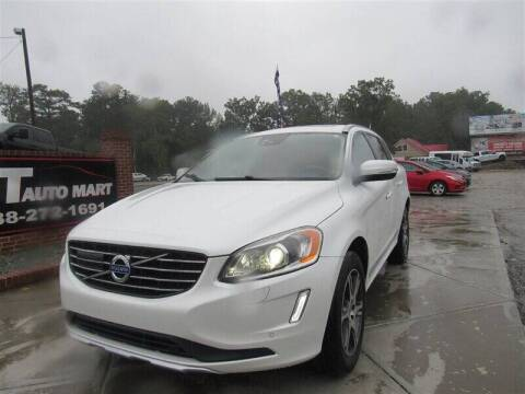 2015 Volvo XC60 for sale at J T Auto Group in Sanford NC