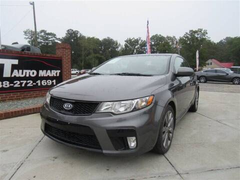 2013 Kia Forte Koup for sale at J T Auto Group in Sanford NC