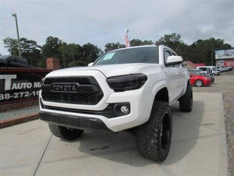 2018 Toyota Tacoma for sale at J T Auto Group in Sanford NC
