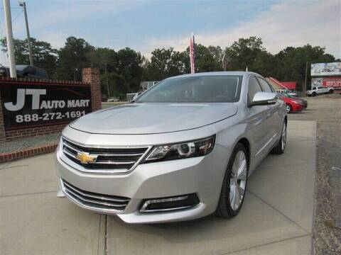 2014 Chevrolet Impala for sale at J T Auto Group in Sanford NC