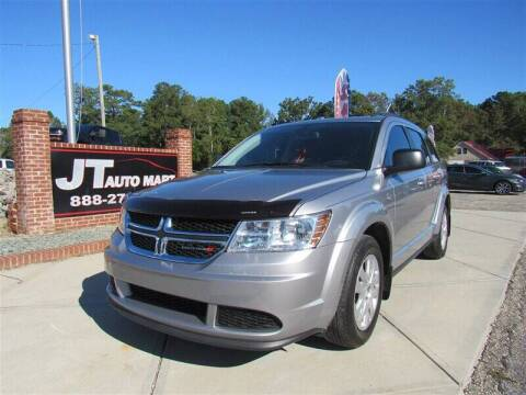 2018 Dodge Journey for sale at J T Auto Group in Sanford NC