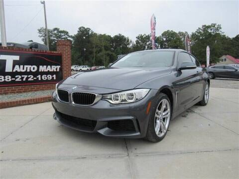 2014 BMW 4 Series for sale at J T Auto Group in Sanford NC