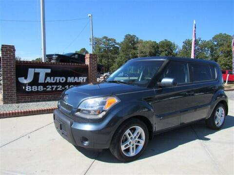 2011 Kia Soul for sale at J T Auto Group in Sanford NC