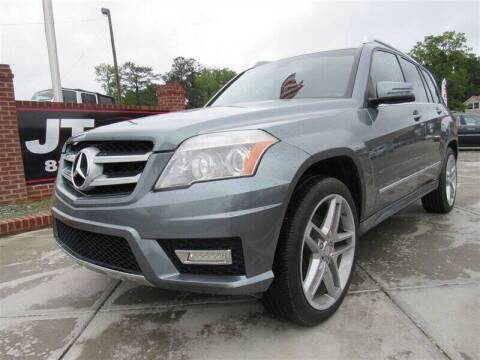 2012 Mercedes-Benz GLK for sale at J T Auto Group in Sanford NC