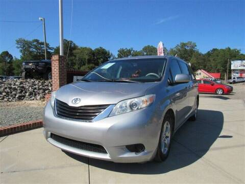 2013 Toyota Sienna for sale at J T Auto Group in Sanford NC